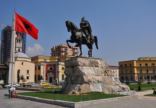 Tirana-Albaniq