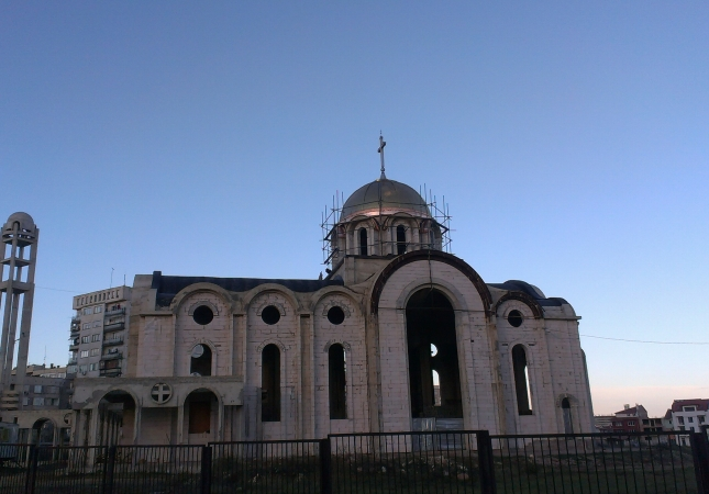 Църквата в Монтана