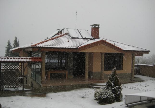 Chastna vila na biznesmen, selo Yagoda, Bulgaria