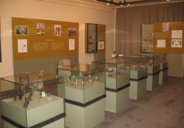 археологическа експозиция 6