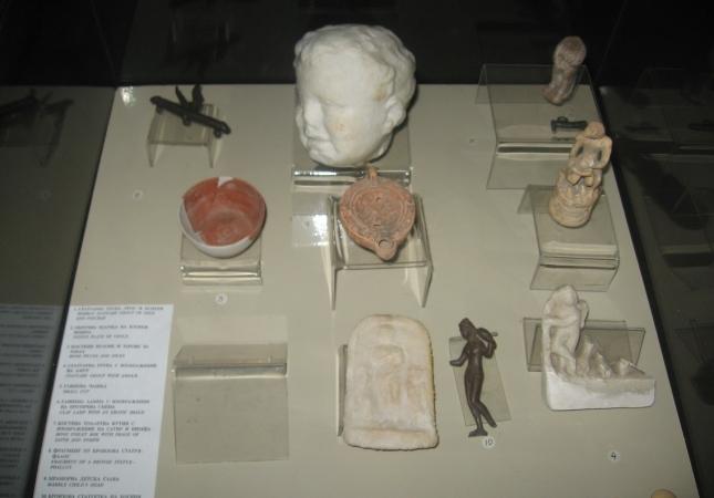 археологическа експозиция 7