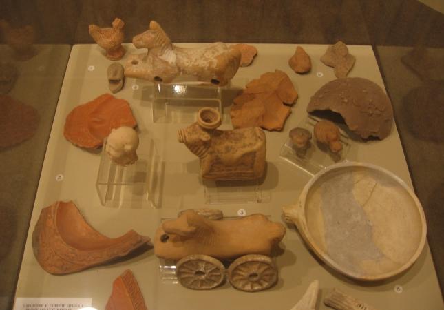 археологическа експозиция