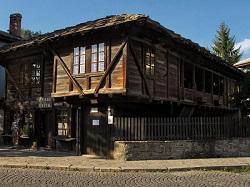 къща - музей Ангел Кънчев