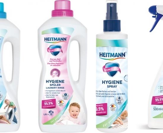 Heitmann dezinfektanti