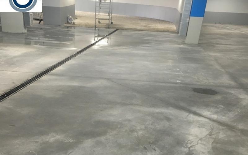 25.шлайфан бетон