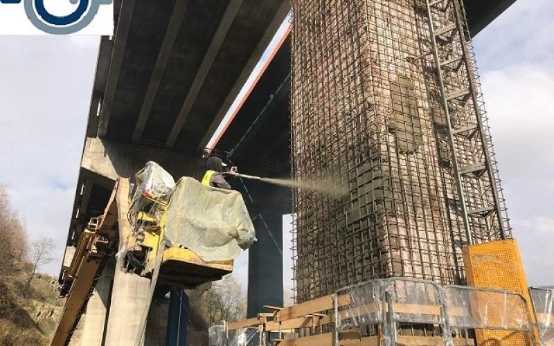5. торкрет бетон на виадукти